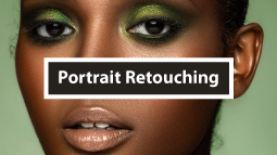 آموزش Portrait Retouching
