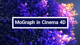 MoGraph and Fields in Cinema 4D
